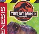 The Lost World: Jurassic Park (SEGA)