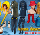 April Showers Clothing Collection