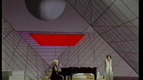 Eurovision Portugal 1984 - Maria Guinot - Silêncio e Tanta Gente