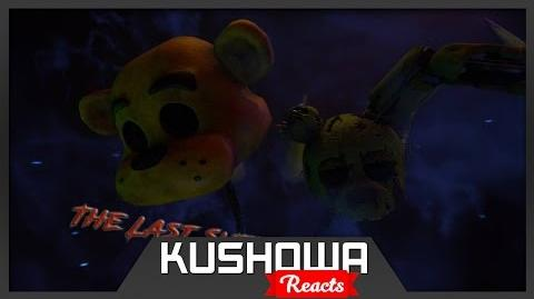 Kushowa Reacts to SFM FNAF The Last Suffering 2