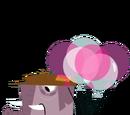 Elephant Balloon Vendor