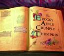 The Froggy Apple Crumple Thumpkin