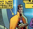 Legion of Super-Heroes Vol 5 45/Images