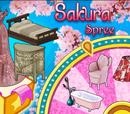 Sakura Spree Spinner