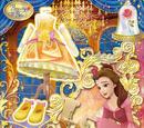 Belle Elegant Yellow Coord