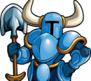 Бойцы Shovel Knight Showdown