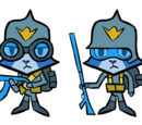 Tiger Soldiers