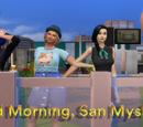 Good Morning San Myshuno