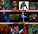 Amalgamated Video Game Battle 2