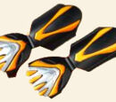 Battle Claws (VR Troopers and Power Rangers: Worlds Collide)