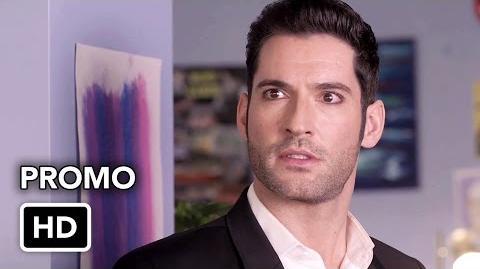 """Lucifer Season 2 """"Lucifer is Back"""" Promo (HD)"""