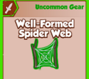 Well-Formed Spider Web