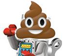 Robo-Emoji (Trigger Happy the Gremlin)