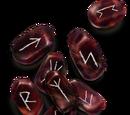 Runes traditionnelles