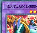 Héroe Malvado Lightning Gólem