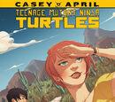 Teenage Mutant Ninja Turtles: Casey & April
