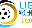 Liga Argentina D2017