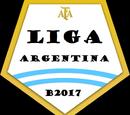 Liga Argentina B2017
