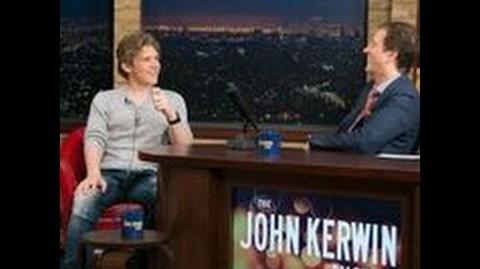 The John Kerwin Kids Show Sean Ryan Fox Interview