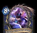 Al'Akir, Señor del Viento