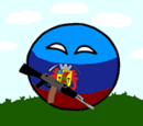 卢甘斯克共和国球