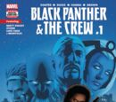 Black Panther and the Crew Vol 1