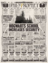 La Gazette du sorcier - Hogwarts School Increases Security.jpg