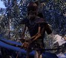 Archer squelette