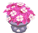 Friendly Flowers Pot