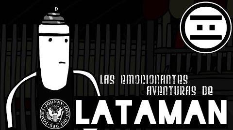 LATAMAN - 01 - Quesidogo