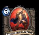 Argent Commander (Comandante Argenta)