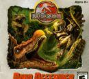 Jurassic Park III-pelit