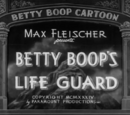 Betty Boop's Life Guard