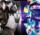 War Machine vs Genesect