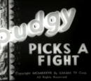 Pudgy Picks a Fight!