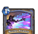 Arcane Missiles (Misiles Arcanos)