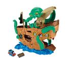 Sea Monster Pirate Set