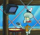 Krusty Krab television