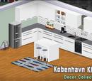 Kobenhavn Kitchen Decor Collection