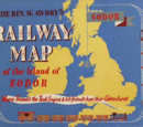 Railway Map of the Island of Sodor