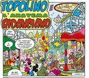 Topolino e l'anatema ridanciano