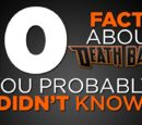 10 DEATH BATTLE Facts You Probably Don't Know!