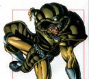 Human/Snake Hybrids