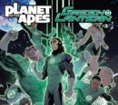 Planet of the Apes/Green Lantern Vol 1 3