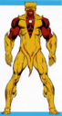 Mongoose (Earth-616) from Official Handbook of the Marvel Universe Master Edition Vol 1 14 0001.png