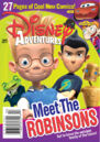 Disney Adventures Magazine cover April 2007 Meet the Robinsons.jpg