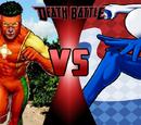 Captain Citrus vs. Pepsiman