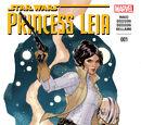 Star Wars: Princesa Leia