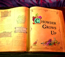 Chowder Grows Up