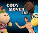 Cody Moves In!